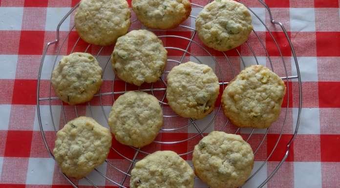 cookies aux chips de pommes de terre