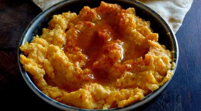 houmous de patate douce
