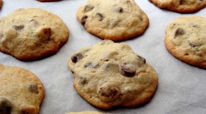 Histoire et recette originale des chocolate chip cookies