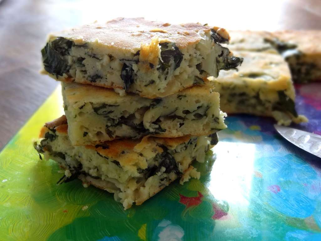 Recette Cake Sal Ef Bf Bd Aux Epinards