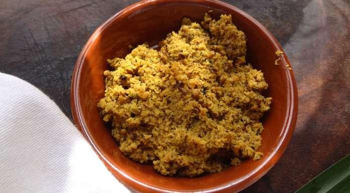 Pâte de curry des Maldives