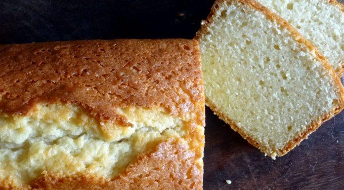 Gâteau au tahiné