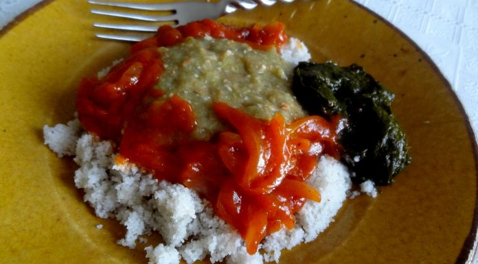 légumes du Mali