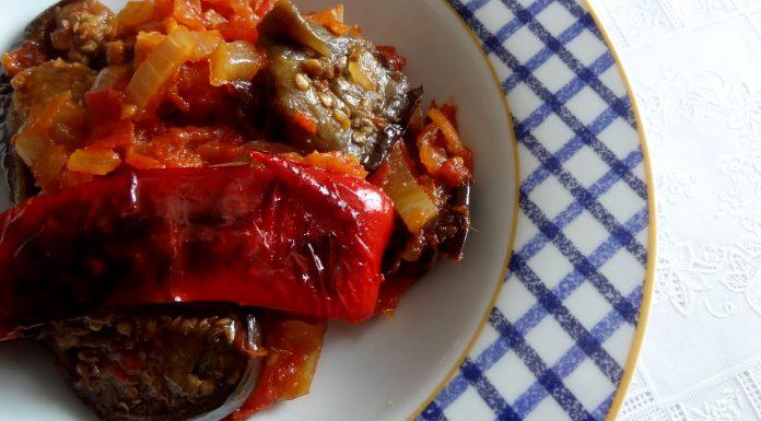 Légumes façon ossète