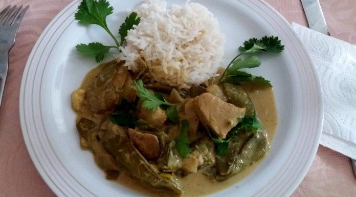curry de Tuvalu